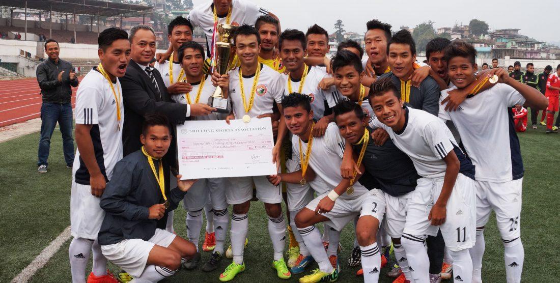 SPL Super Division Champions 2014