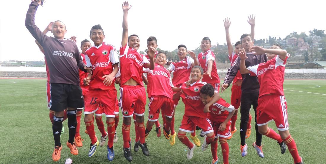 Lajong Juniors Beat Mawkhar