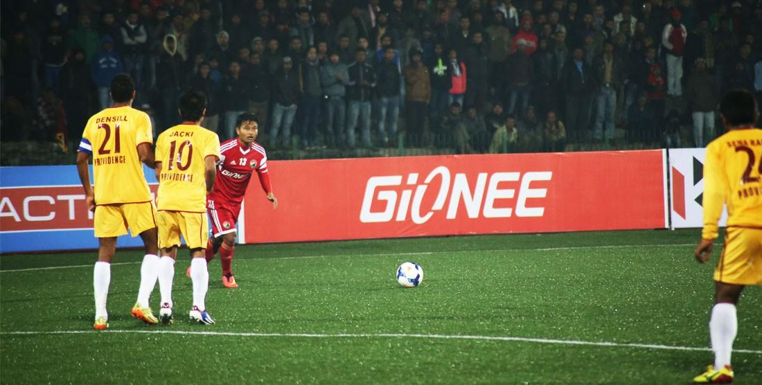 SLFC v RWFC Match Report