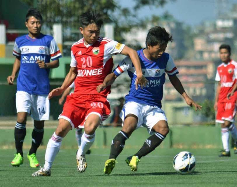 U19 I-League: SLFC Draw With Chanmari FC