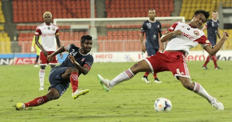 Bharat FC 1 – 1 Lajong Report