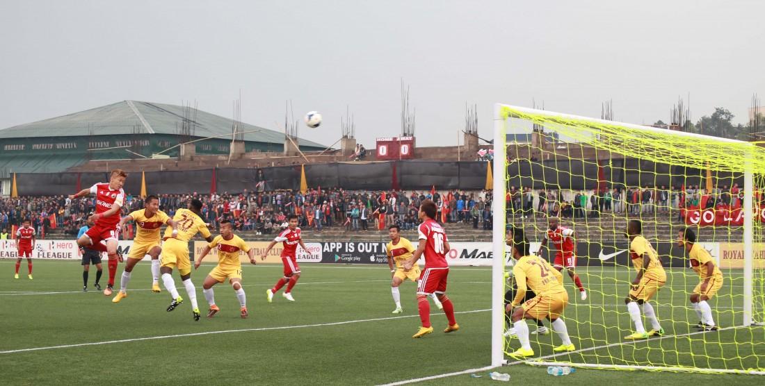 RWFC 1 – 1 SLFC Report