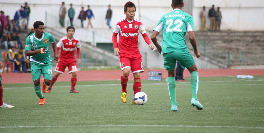 Salgaocar Beat Lajong 3-1