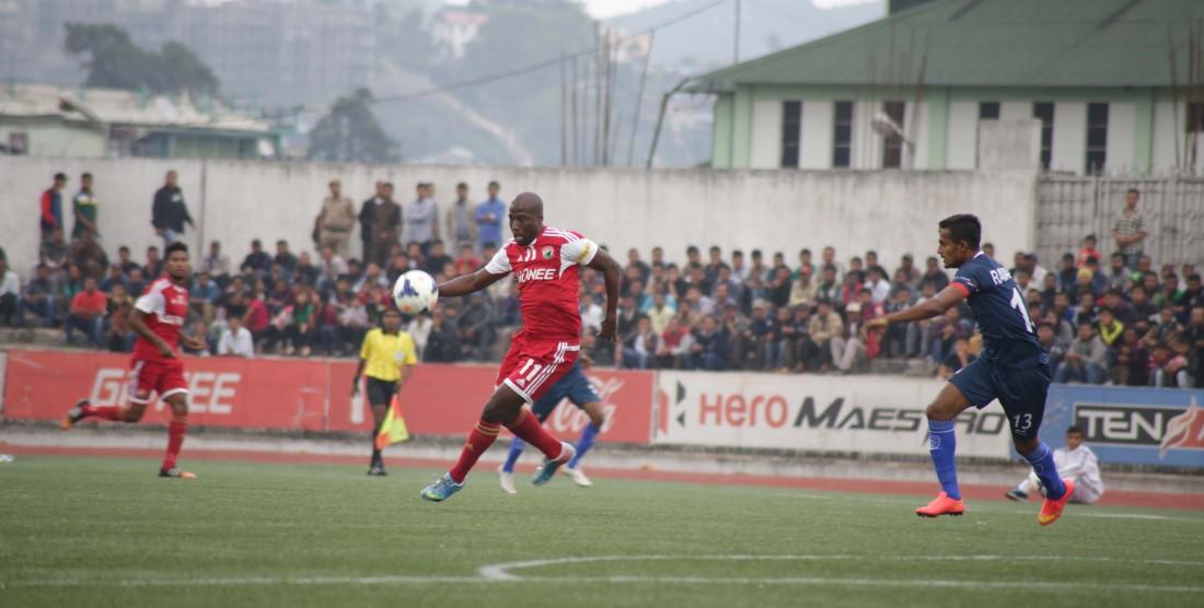 Lajong Beat Bharat FC