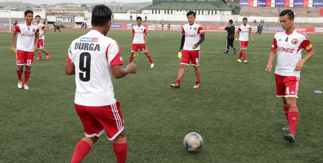 Lajong vs East Bengal Tickets on Sale