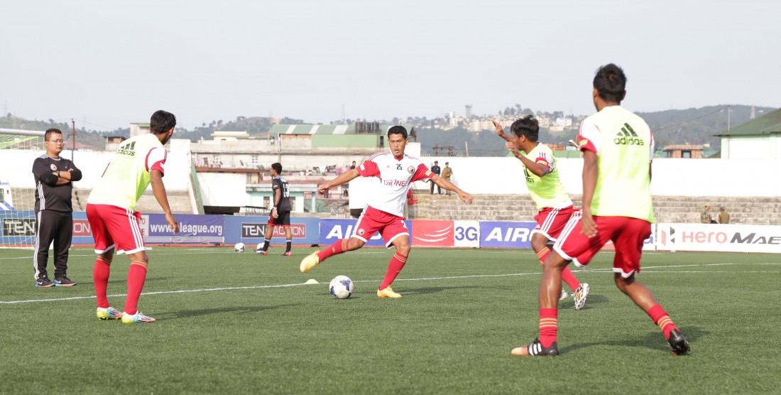 Lajong vs Bharat FC Match Details