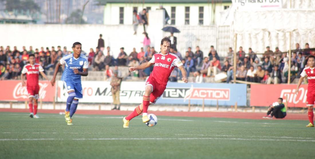 Lajong Beat Dempo 3-0