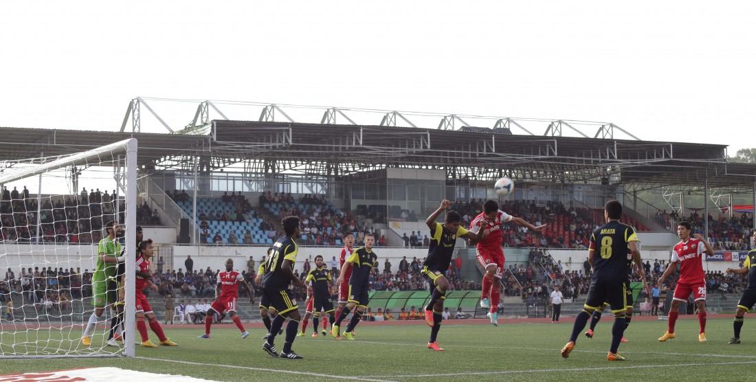 Pune FC Beat Lajong