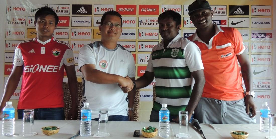 Lajong vs Sporting Clube De Goa