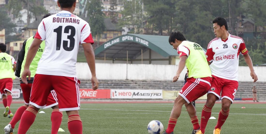 Lajong vs Bengaluru Match Details
