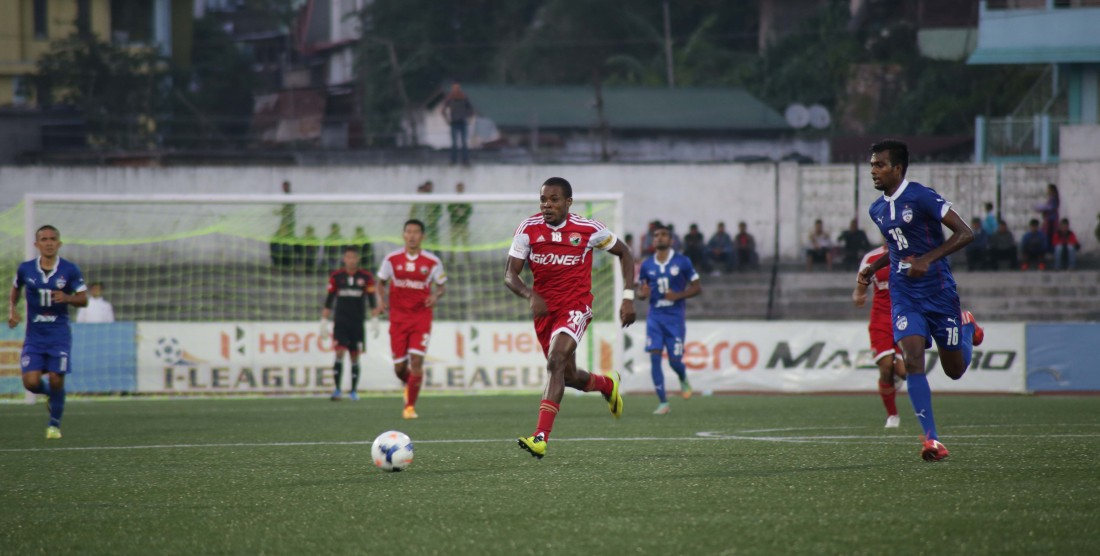 Lajong 1 – 1 Bengaluru Report