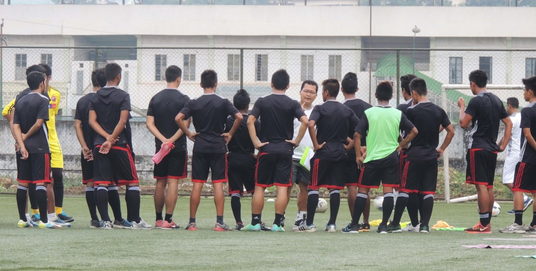 Lajong Kicks Off Pre Season