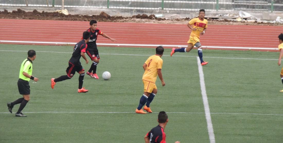 Lajong beat Wahingdoh 1-0
