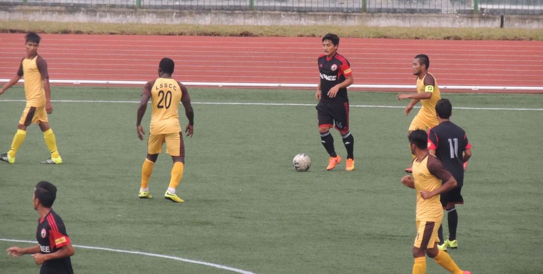 Lajong beat Laitumkhrah 5-1