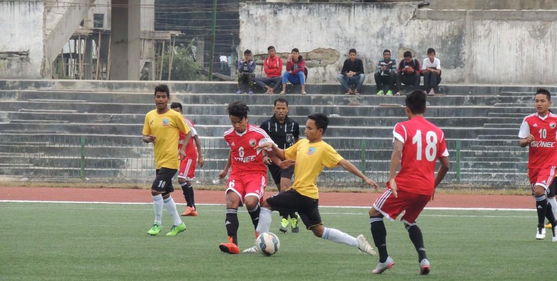 Lajong Beat GFC U-18 ILeague