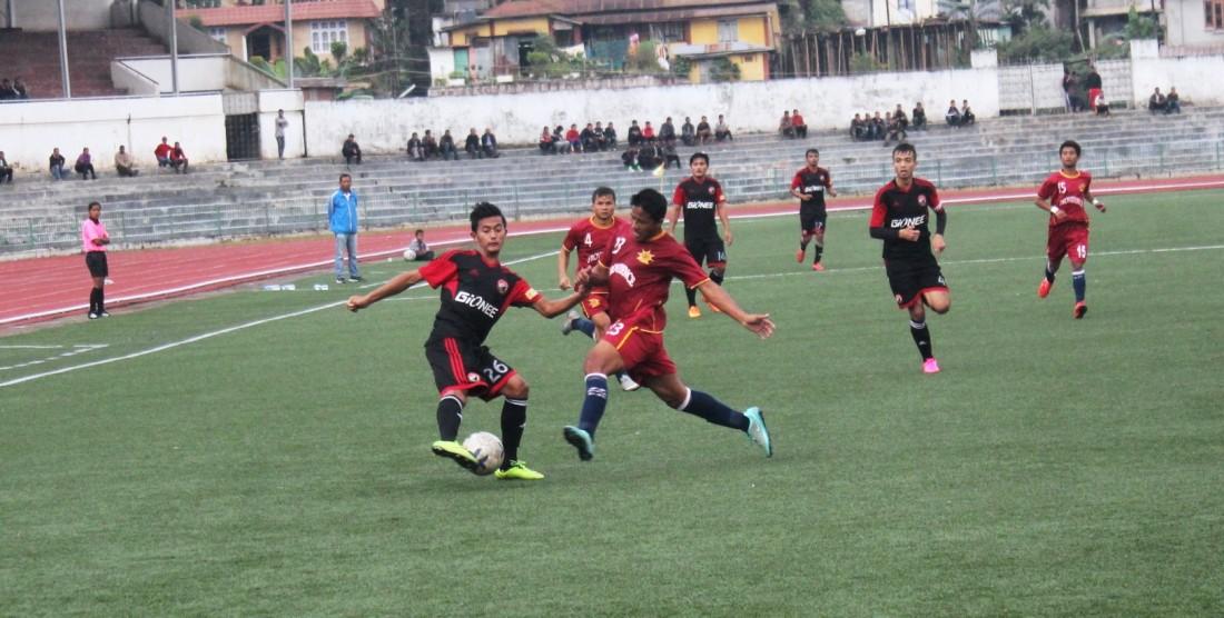 SPL Grand Finale Lajong vs RWFC