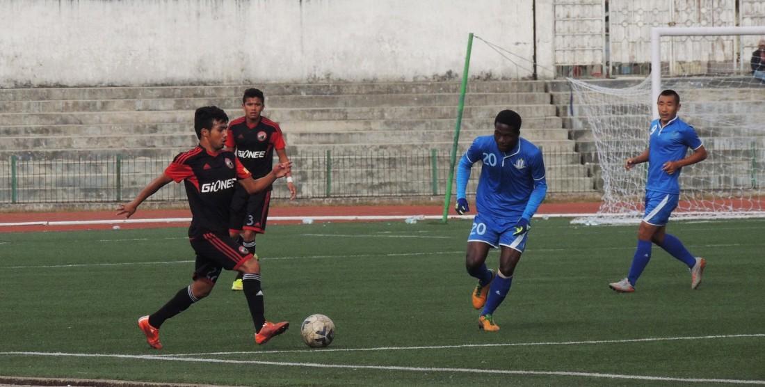 Lajong Advance Finals SPL