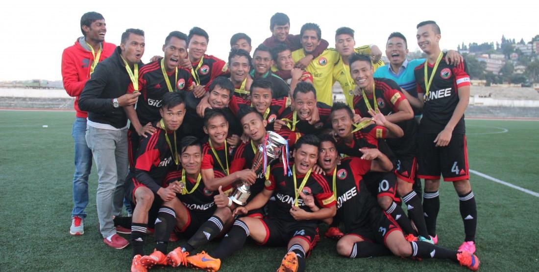 SPL Super Division Champions 2015