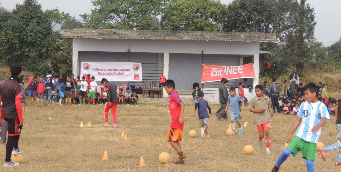 Lajong Grassroots Fest in Sohra