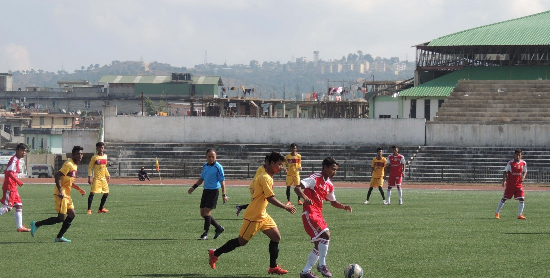 U-18 ILeague SLFC 0 – 0 RWFC