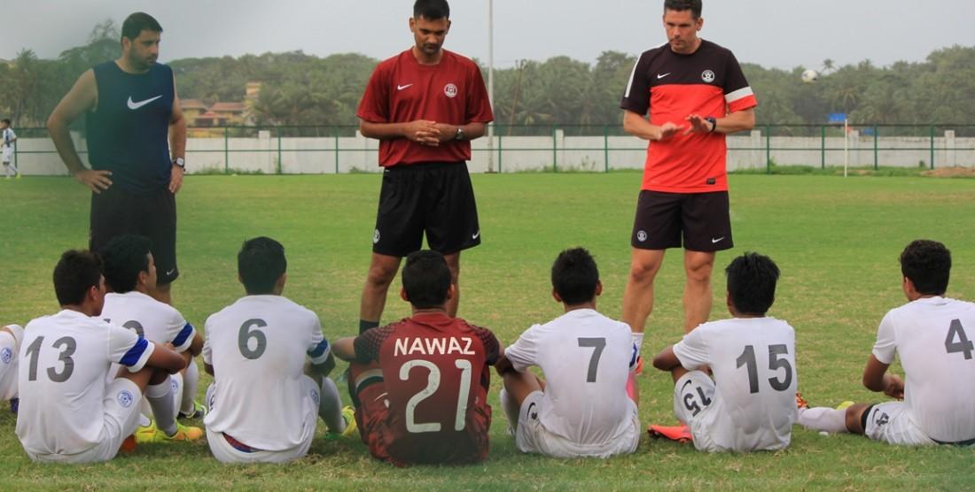 Lajong Organise NEXI vs India U17 WC