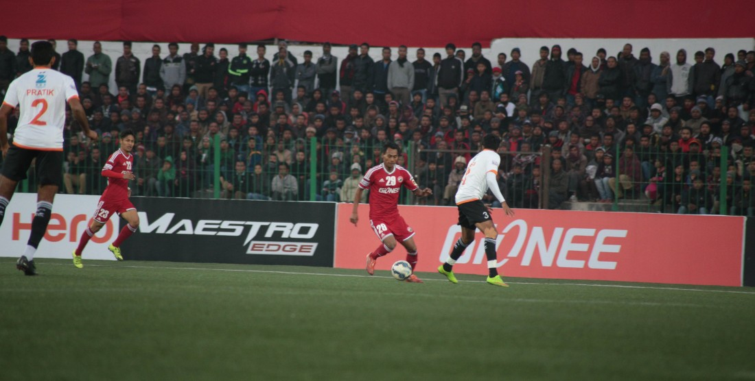 Match Report: Lajong vs Mumbai