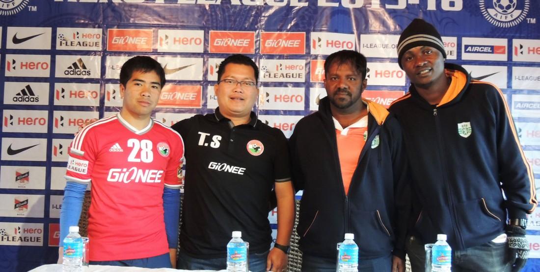 Match Preview: Lajong vs Sporting Clube De Goa
