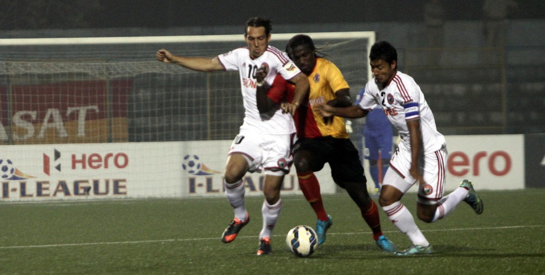 Match Report: KEB beat Lajong