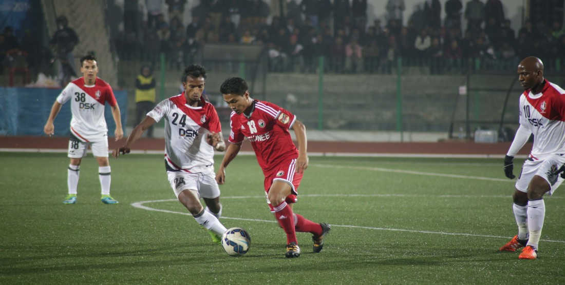 Match report: Lajong vs DSK