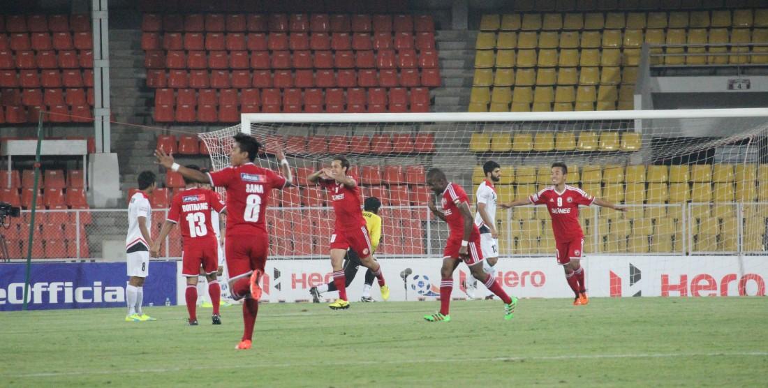 Match Report: DSK v Lajong