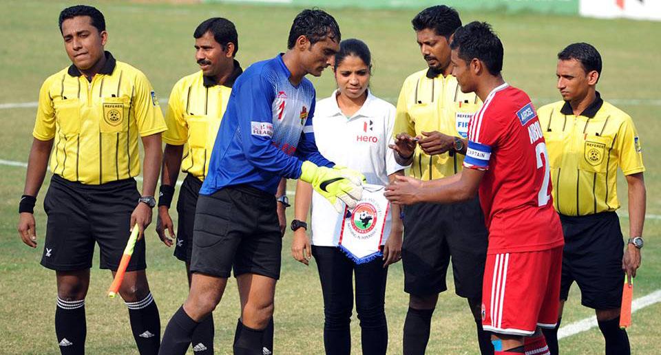 Salgaocar beat Lajong 1-0
