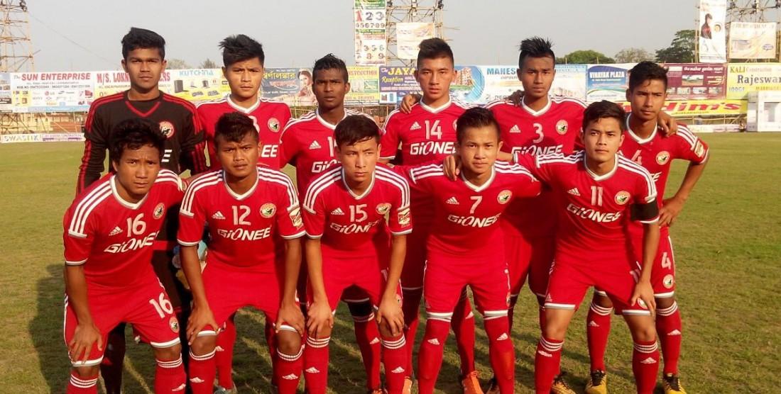 TFA beat Lajong 2-0