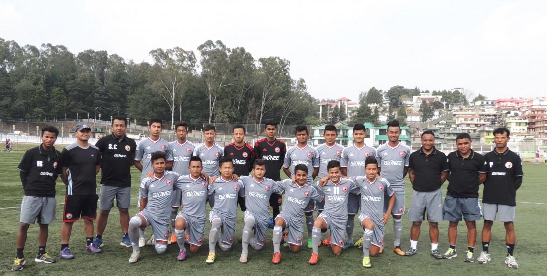 Lajong to play U20 Tournament in Chittaranjan