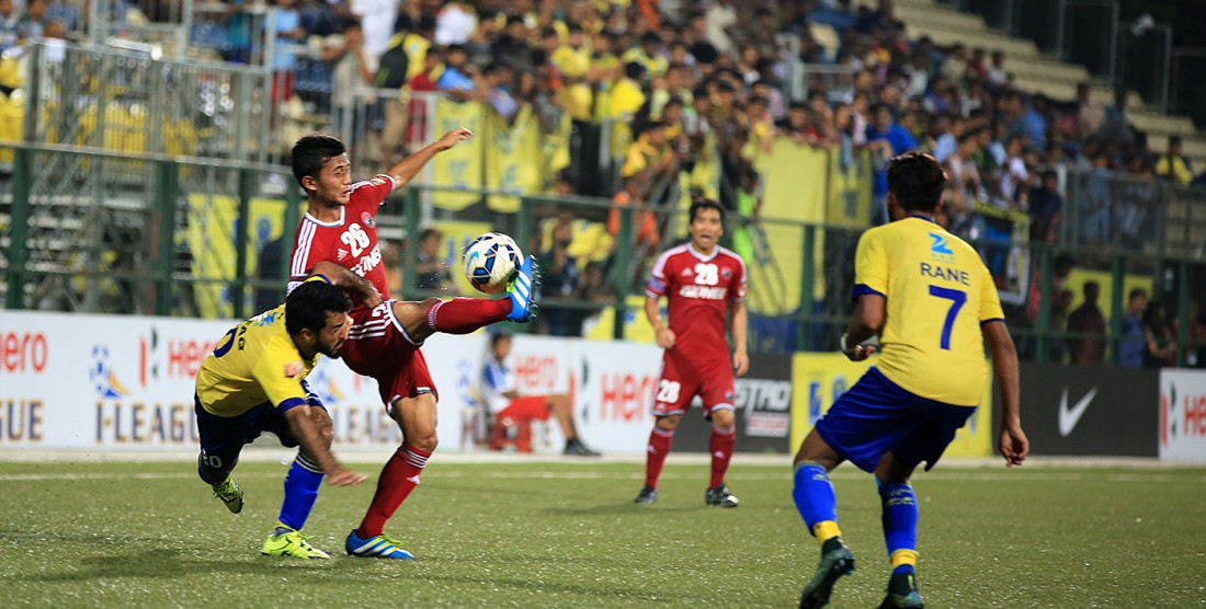 Match Report: Mumbai beat Lajong