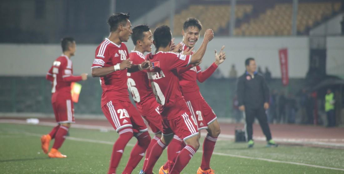 Match Report: Lajong beat Aizawl FC 3-1