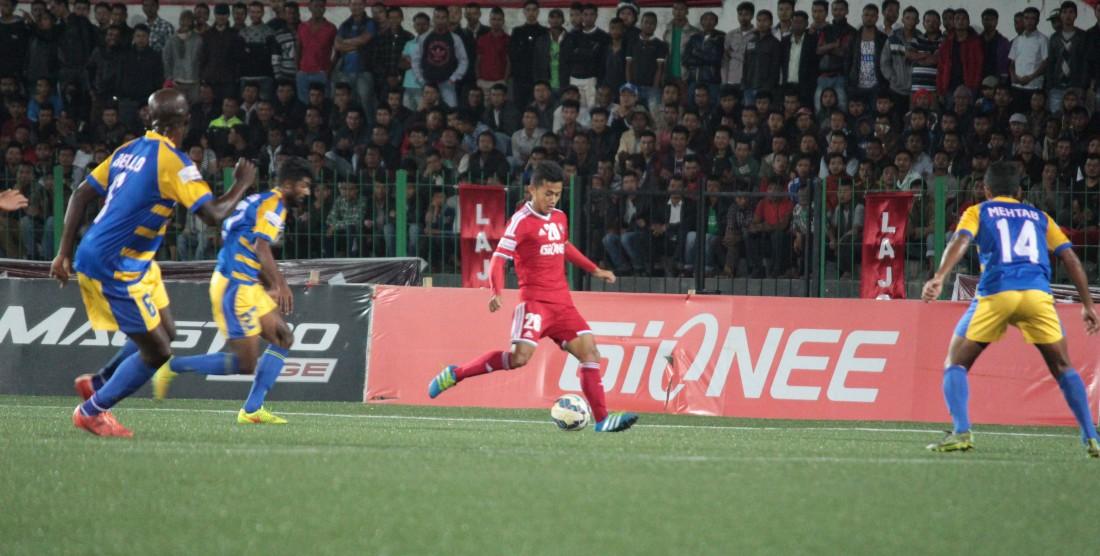 Match Report : Lajong beat East Bengal 1 – 0
