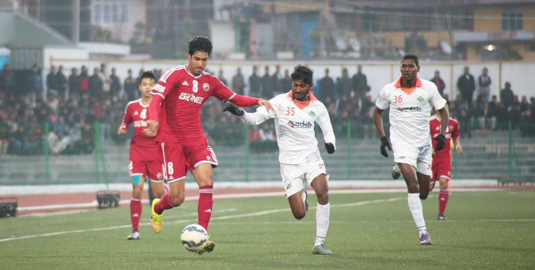 Match Preview: Sporting Clube De Goa vs Lajong