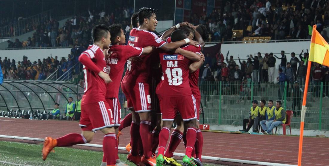 Match Report: Lajong vs Mohun Bagan