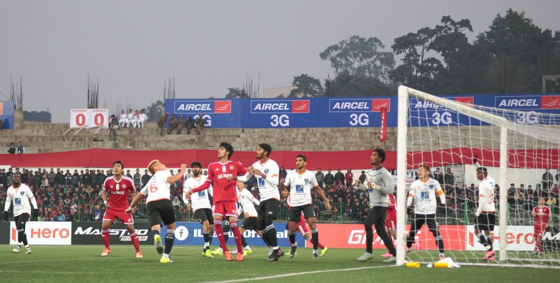 Match preview:Mumbai FC vs Lajong