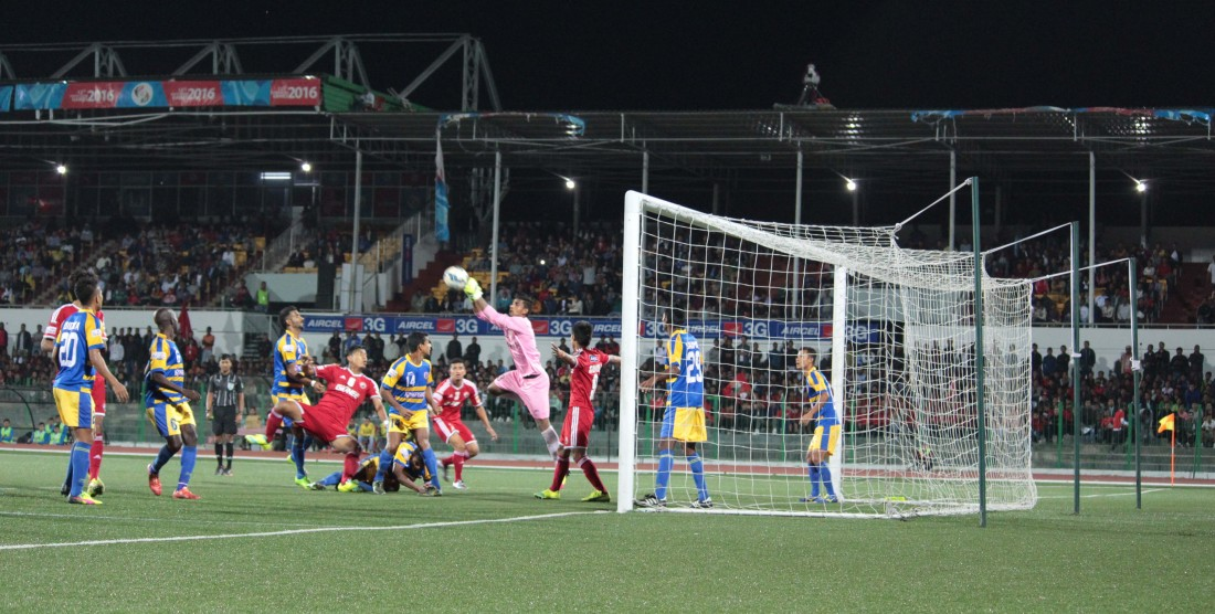 Lajong to play Federation Cup