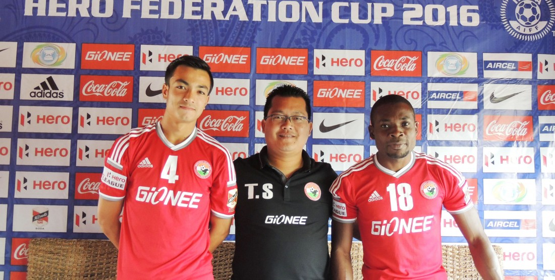 Fed Cup: Lajong vs East Bengal