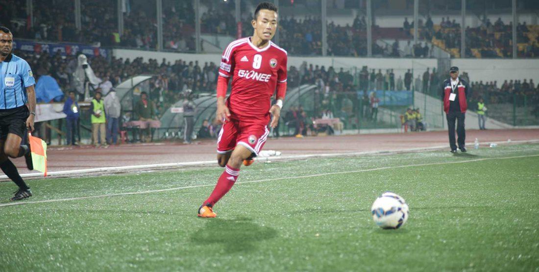 Youngest Scorer I-League History