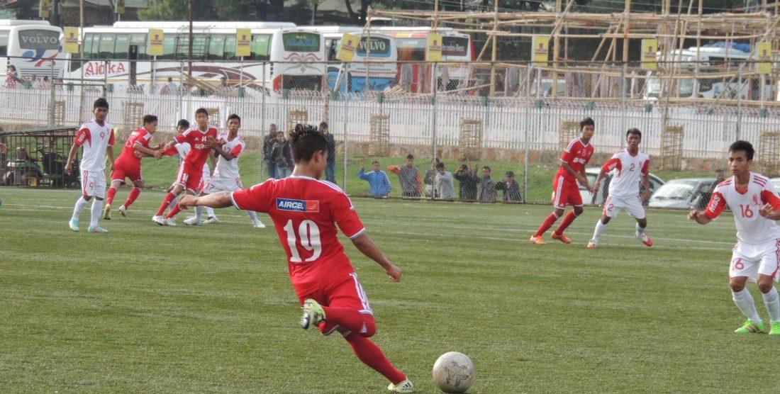 U-18 SPL:Lajong beat Nongkrem