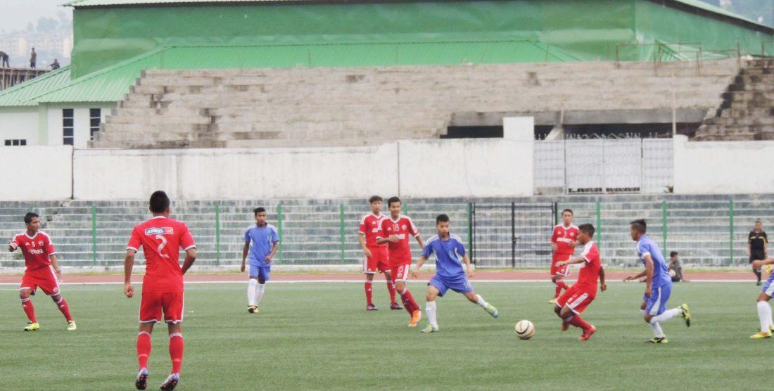 U18 SPL:Lajong juniors beat Malki