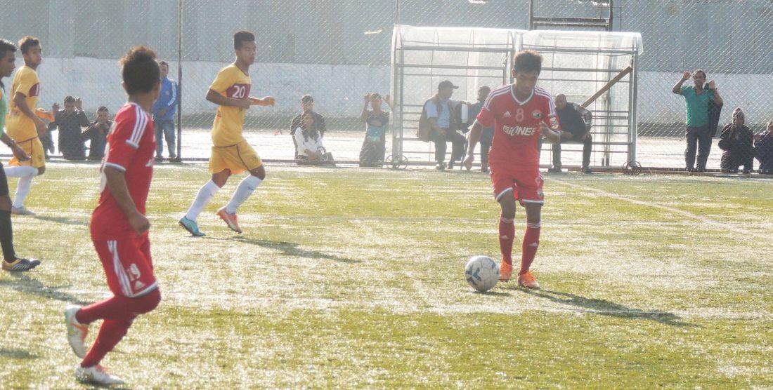 U-18 SPL: Lajong 1-1 RWFC