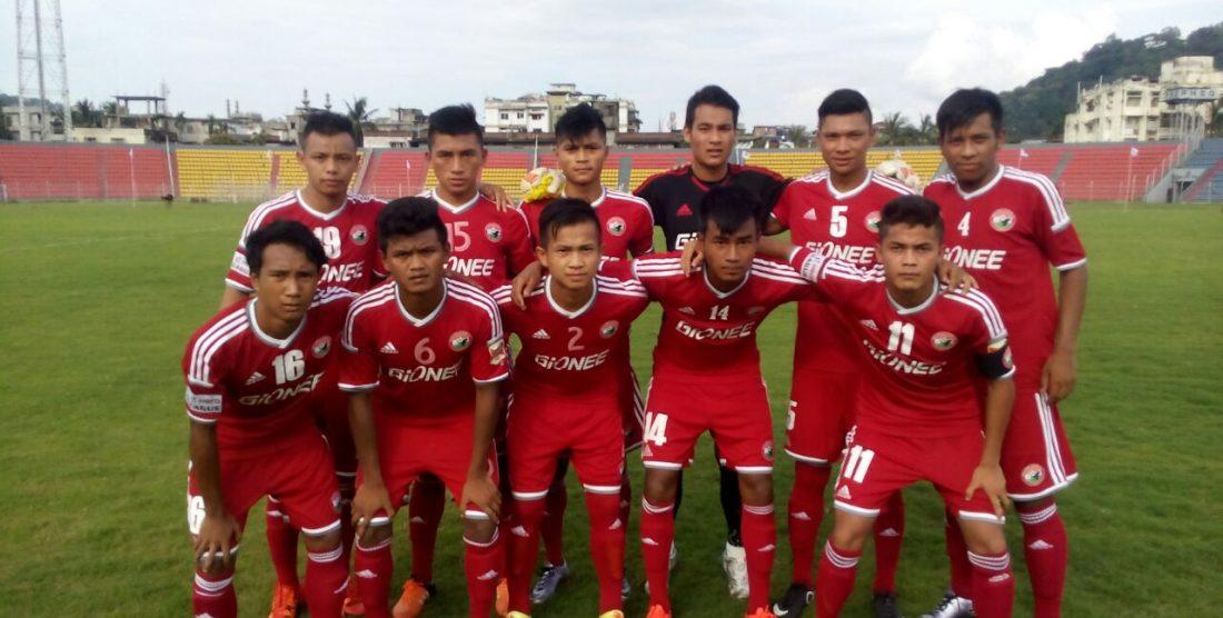 Lajong beat ASEB 3-0