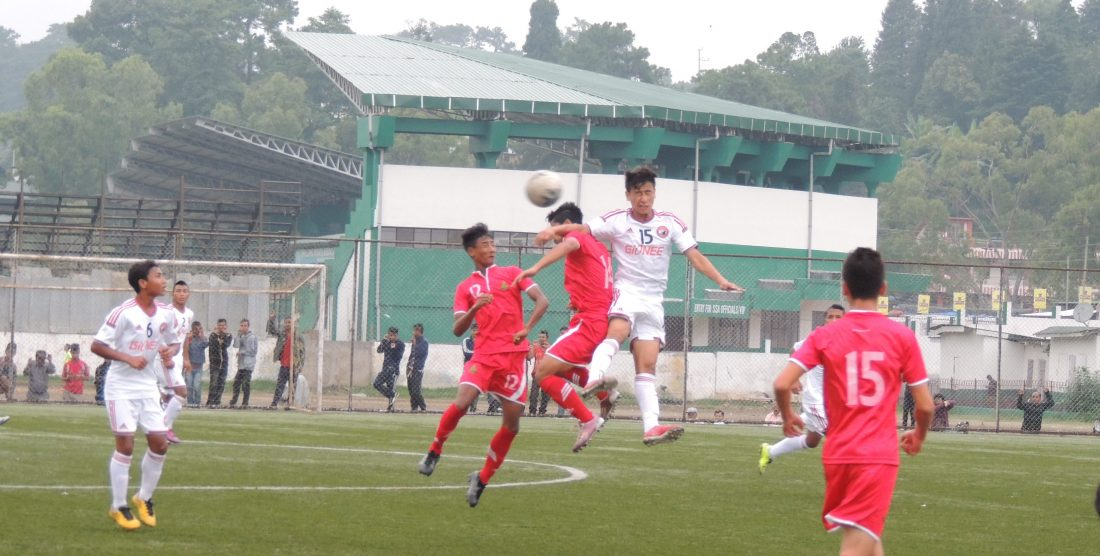 Lajong lose first game