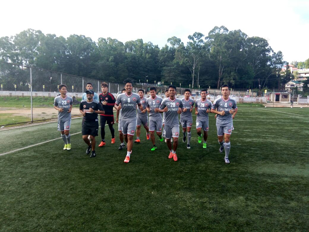 Lajong Kicks Off Pre-Season