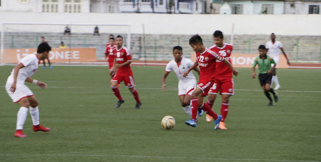 Match Report: Lajong Beat Nangkiew