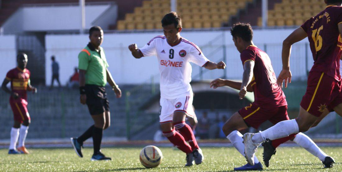 Match Report: Lajong vs RWFC
